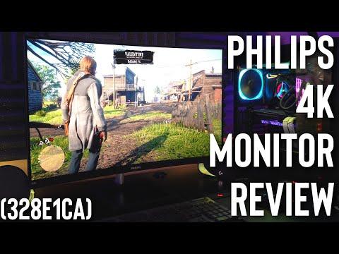 Philips 32inch 4K Monitor Review (328E1CA)
