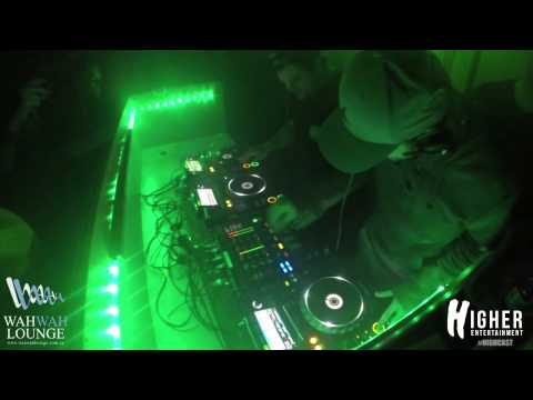 HIGHCAST 0.1 LIVE DJ SET   ORKESTRATED AT WAH WAH LOUNGE   HIGHER ENTERATINMENT