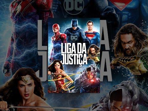 Liga da Justiça Dublado