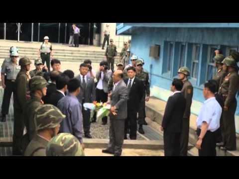 Cross-border Drama As SKorean Activist Arrested