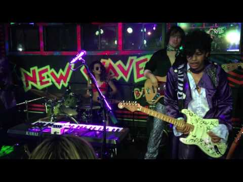 Prince at NewWave Bar in Long Beach part Two