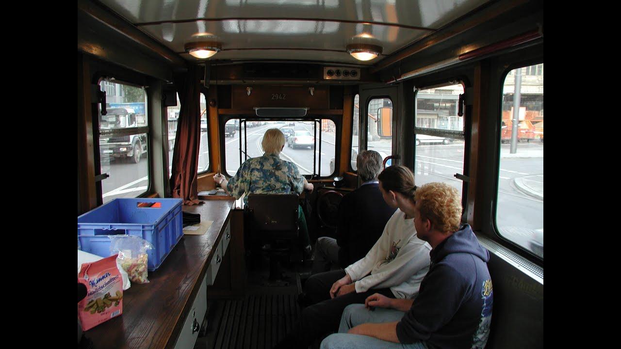TW 2942 Fahrdrahtkontrollwagen von unten, innen, außen und unterwegs
