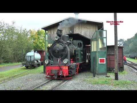 """02.10. 2017 """"Dankeschön-Fahrtag"""" bei der Märkischen-Museums-Eisenbahn"""