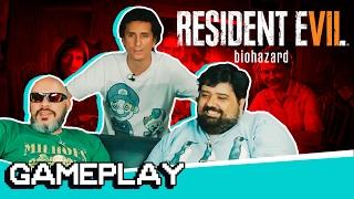 Vídeo - Rafael Portugal e Sr. K Jogam Resident Evil 7