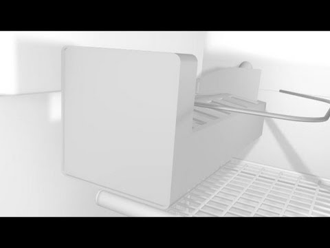 How It Works:  Refrigerator Icemakers