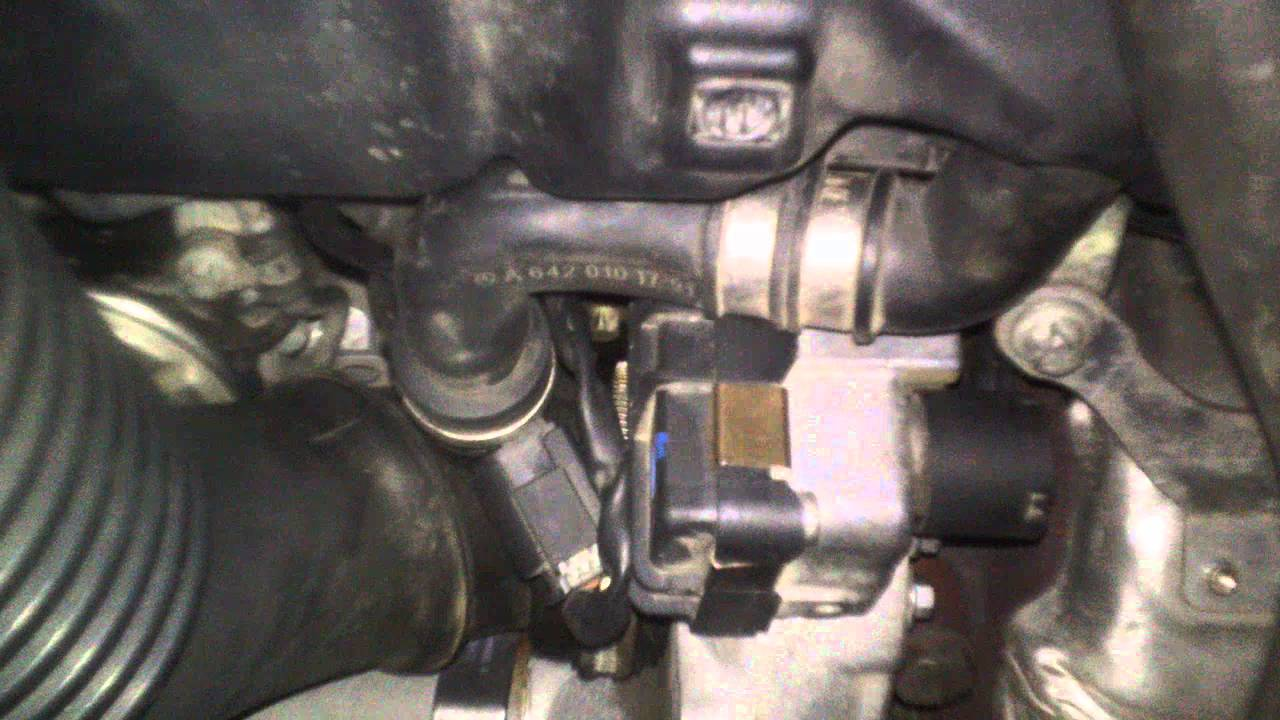 ML320 CDI - wacking noise from engine when hot? - Mercedes-Benz Forum