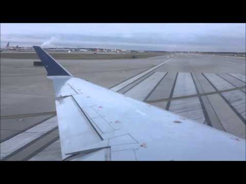 Delta connection IAH-ATL (Takeoff to Landing)