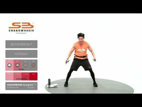 Shadowboxer Performance Class  EXPRESS