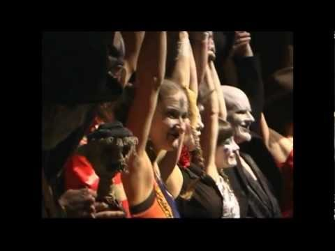 Grand Disaster: Inside an Underground Circus (Circus Contraption - 2002 - Feature)