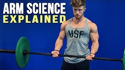 How to Train ARMS for Growth | Science Explained (10 Studies)