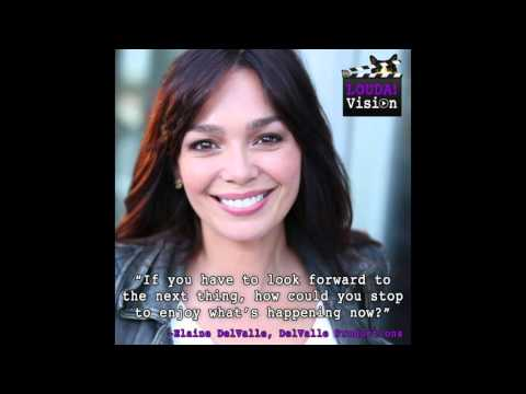 Represent! Elaine DelValle: Actress, Writer, Producer & Casting Director