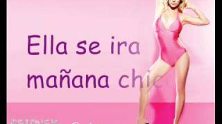 ALL THAT SHE WANTS - Britney Spears - Subtitulado al Español + Lyrics