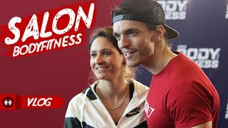 SALON DU FITNESS 2018 : INCROYABLE WEEK-END 😻