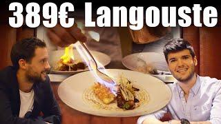 Crevette 3€ VS Langouste 389€ !!! Avec AgentGB