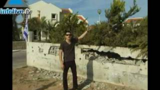Infolive.tv reporter delivers live update from Ashkelon thumbnail