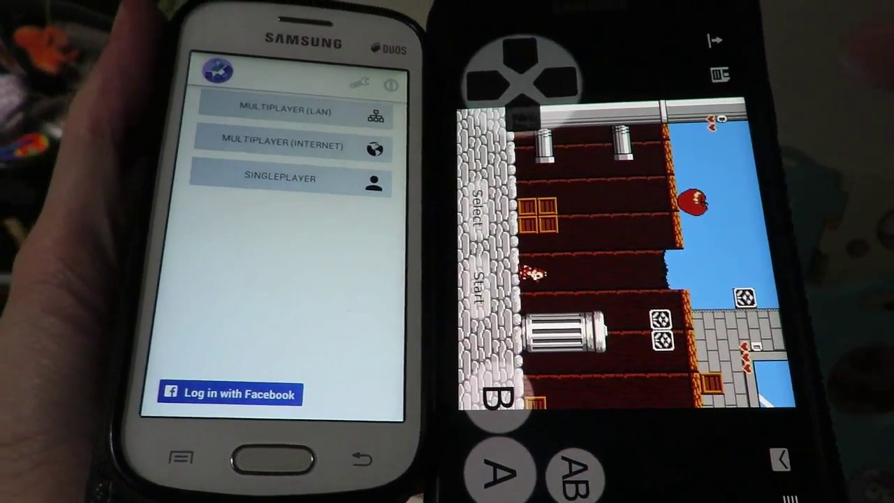 snes9x android netplay