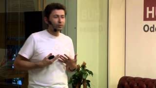 Самая короткая и естественная медитация: Олег Линецкий at TEDxOdessa