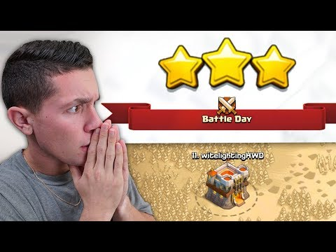 MY FIRST CLAN WAR IN OVER A YEAR… (Clash Of Clans)