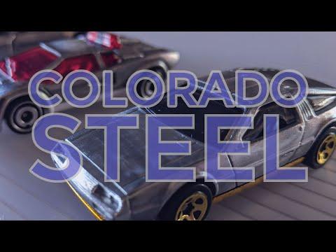 Colorado Steel - Hot Wheels Mods