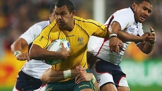 Wallabies vs USA 2015