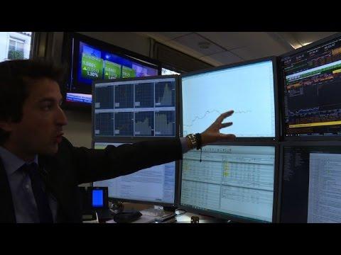 Macron: la Bourse de Paris ouvre en forte hausse