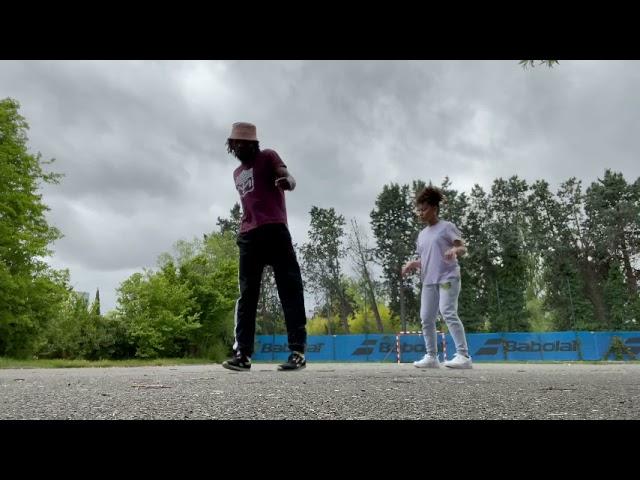 Danse avec Baruc