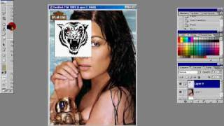 KC Concepcion new Tatoo (photoshop) Thumbnail
