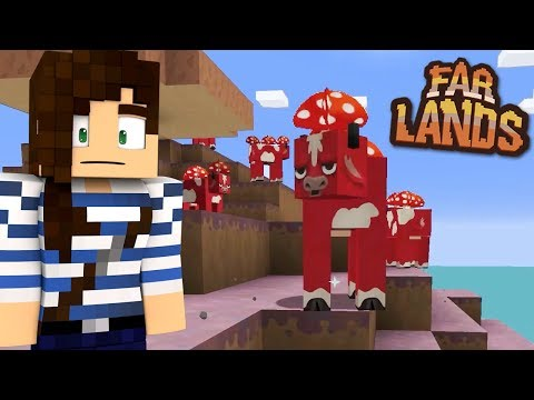 This Was... Unexpected - Minecraft Far Lands (Ep.22)
