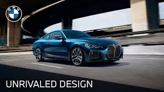 homepage tile video photo for 2021 BMW 4 Series Coupe: Unrivaled Design Meets Pure Power | BMW USA