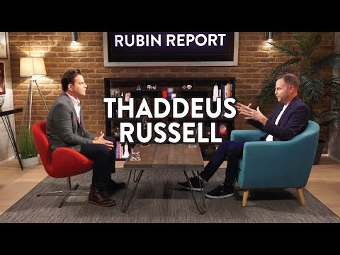 Thaddeus Russell and Dave Rubin: Socialism, Authoritarianism, and Liberalism (Full Interview)