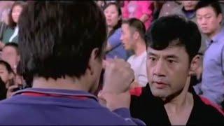 Karate kid deleted scene!Must watch by every fan..