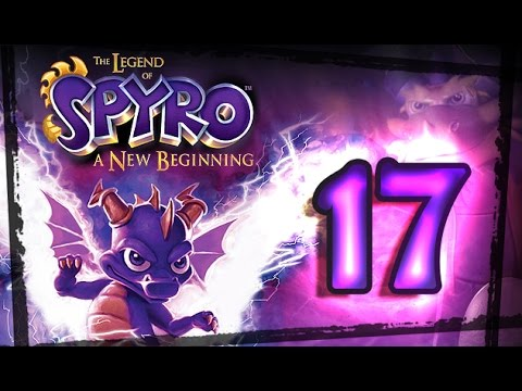 The Legend of Spyro:  A New Beginning Walkthrough Part 17 (PS2, Gamecube, XBOX) Final Boss + Ending