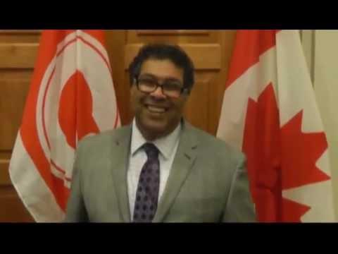 Happy 50th Gregor - From Calgary Mayor Naheed Nenshi
