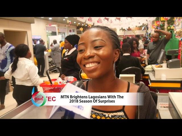 MTN Brightens Lagosians With The 2018 Season Of Surprises