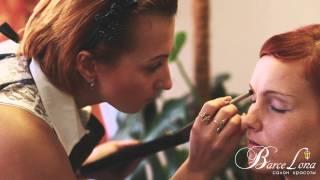 Макияж (салон красоты BarceLona Кострома)(http://barcelona44.ru http://vk.com/barcelona44 Свадебный макияж – особенный, который должен учитывать множество нюансов, и,..., 2014-08-19T13:18:53.000Z)