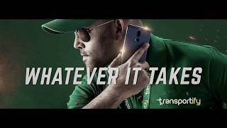 Whatever It Takes -- Transportify Ninja Commercial
