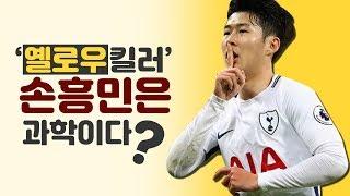 손흥민은 정말 노란 유니폼에 강할까?