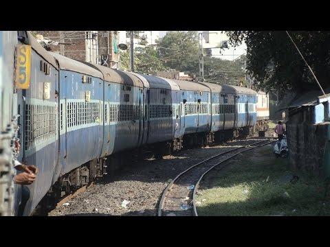 Mumbai to Raipur - Full Journey : 22865 Mumbai LTT - Puri Weekly SF Express : Indian Railways