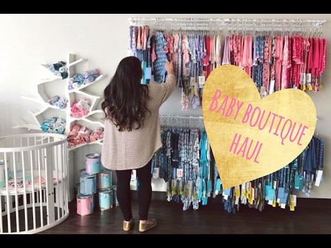 BABY BOUTIQUE | BUYBUY BABY | CARTERS | HAUL
