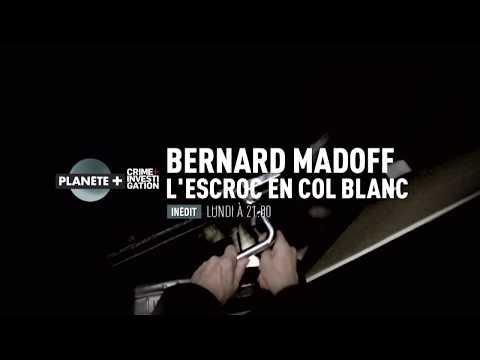 Bernard Madoff : L'escroc en col blanc (un documentaire sur PLANÈTE+ CI)