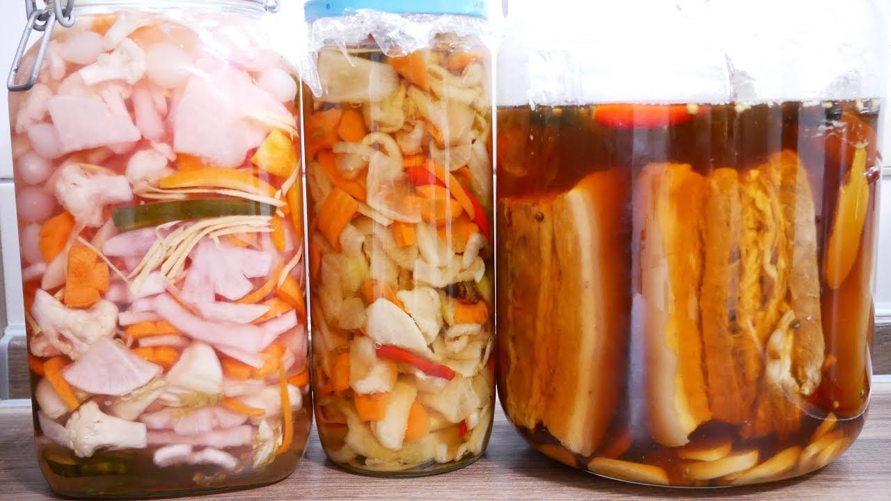 THỊT NGÂM NƯỚC MẮM - Cách làm thịt Heo ngâm nước Mắm - món ăn Ngày Tết by Vanh Khuyen