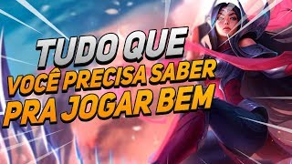 COMBOS, RUNAS E DICAS COM: IRELIA - League of Legends!