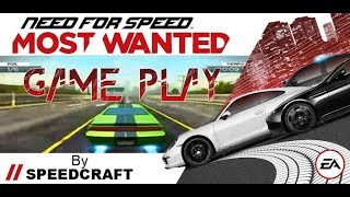 Need for Speed Most Wanted -By SPEEDCRAFT