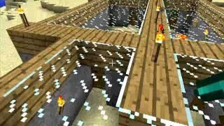 видео: Различные механизмы в Minecraft - 4 серия, 3 часть