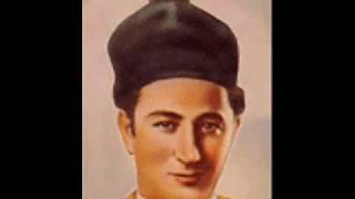 Cantor Moshe Oysher - Vayomer Hashem