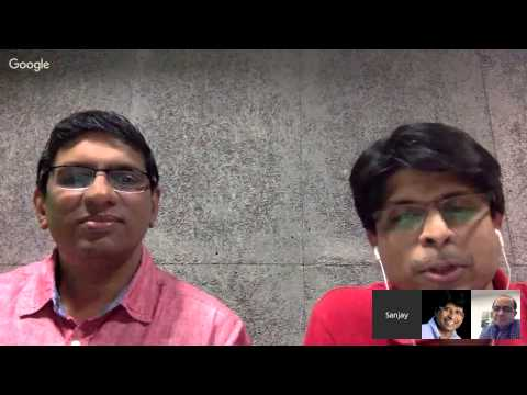 Open Ecosystem Questions(OEQ) Hangout to introduce the India Stack
