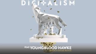 Digitalism - Wolves feat. Youngblood Hawke (Booka Shade Remix)