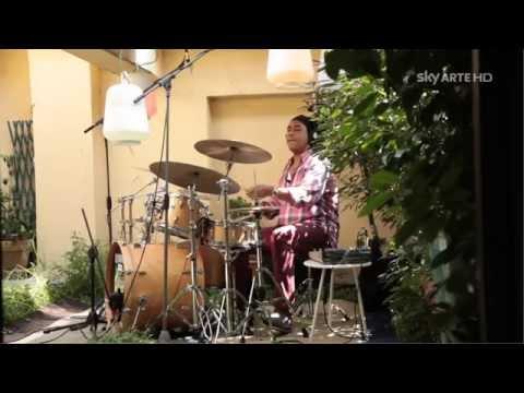 Omar Sosa Trio Vs Massive Attack - TEARDROP (Variazioni Bertallot)