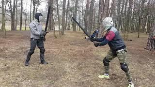 vuclip Adam vs Gregor miecz