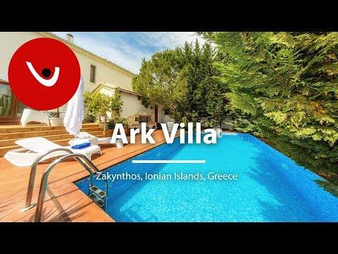Ark Villa to Rent in Zakynthos Greece | Unique Villas | uniquevillas.gr